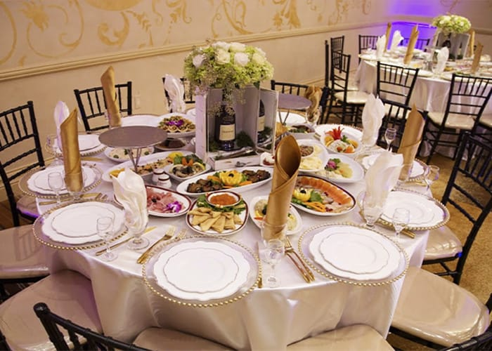 Nairi Banquet Hall - Birthday Venue Catering