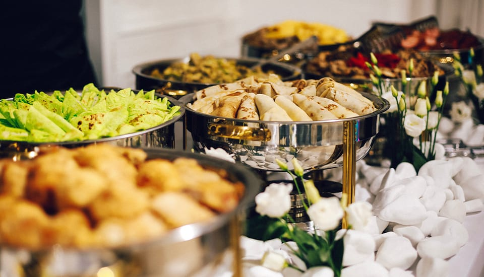 Nairi Banquet Hall - Wedding Catering