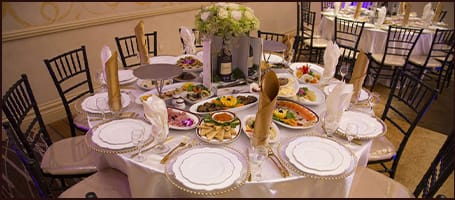 Nairi Banquet Hall - Family Style Dining