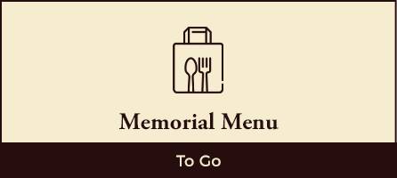 Nairi Banquet Hall - Memorial Menu - To Go