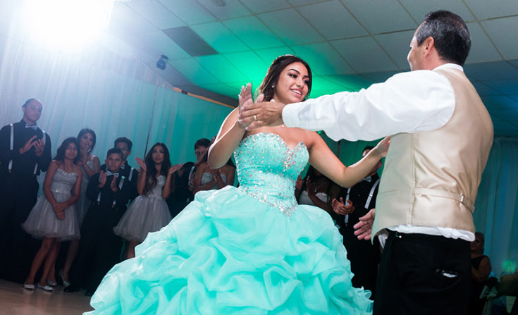 Quinceanera Choreographer - Father Daughter Dance